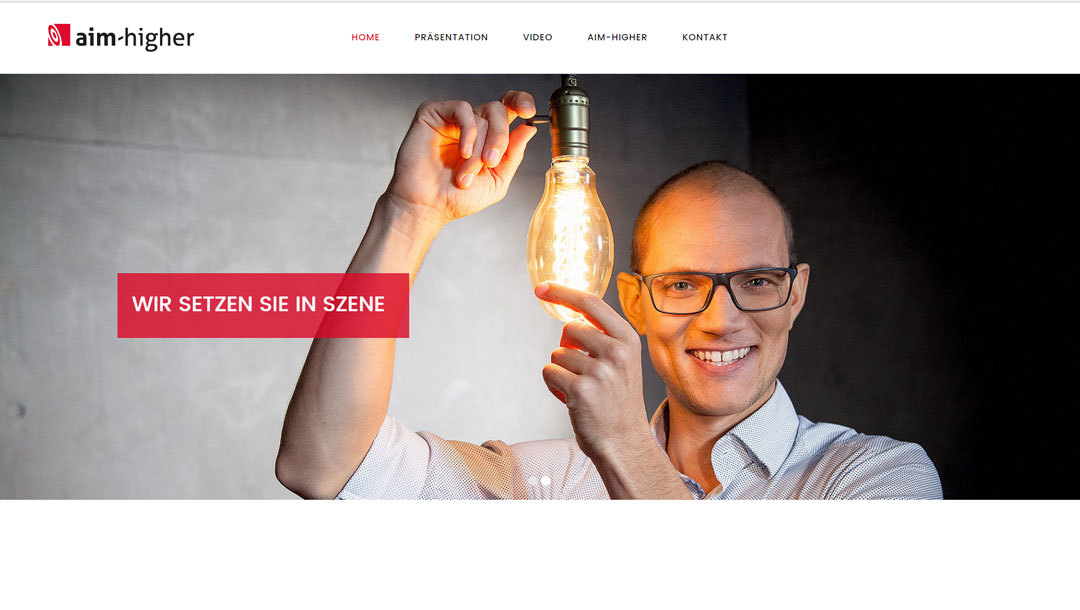 Business Portrait Marketer Steffen Moll