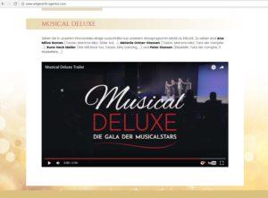 Musical Deluxe - Artgerecht Agentur Hamburg