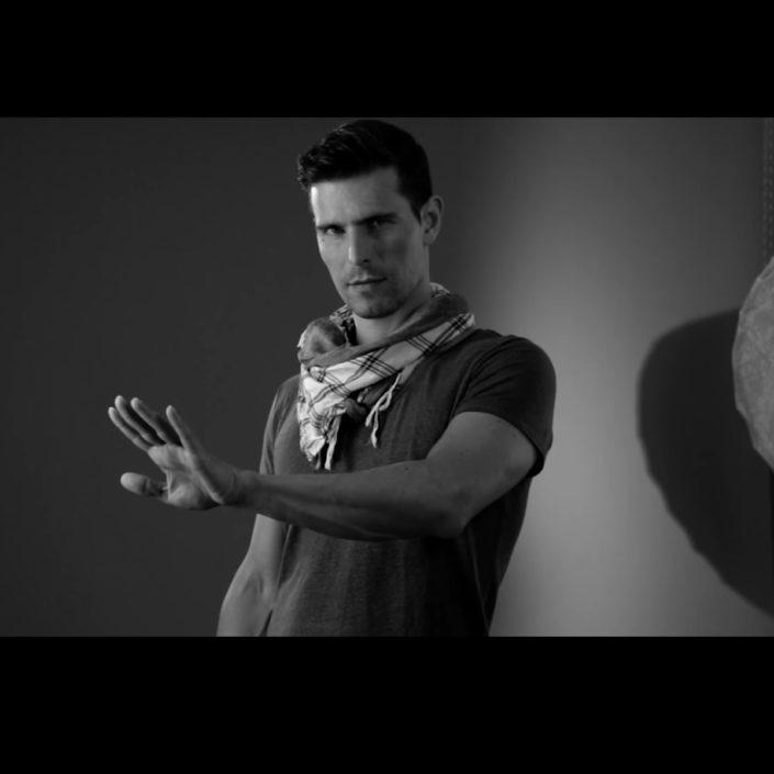 Showreel von Schauspieler und Model Jan Marten