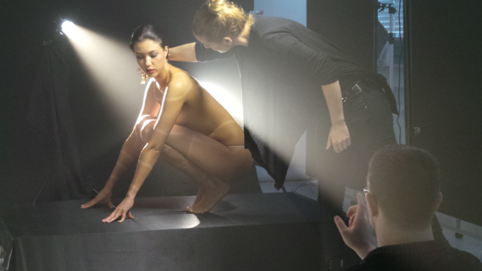 Shooting mit Hollywood Tanning