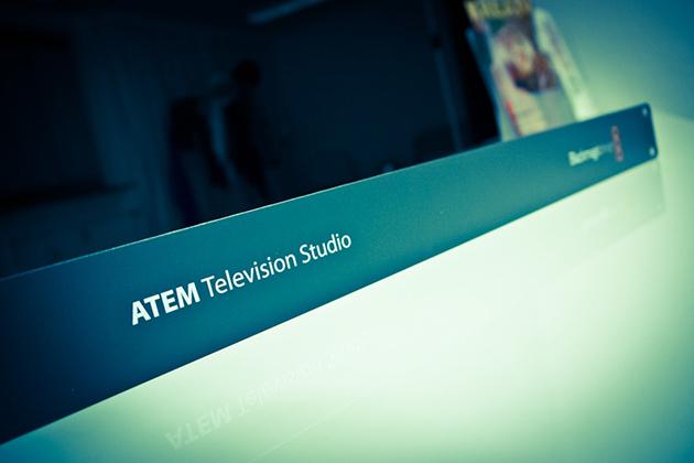 ATEM - Wie im Fernsehstudio