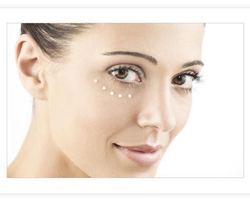 Beautyfotografie für Kosmetik Kampagne