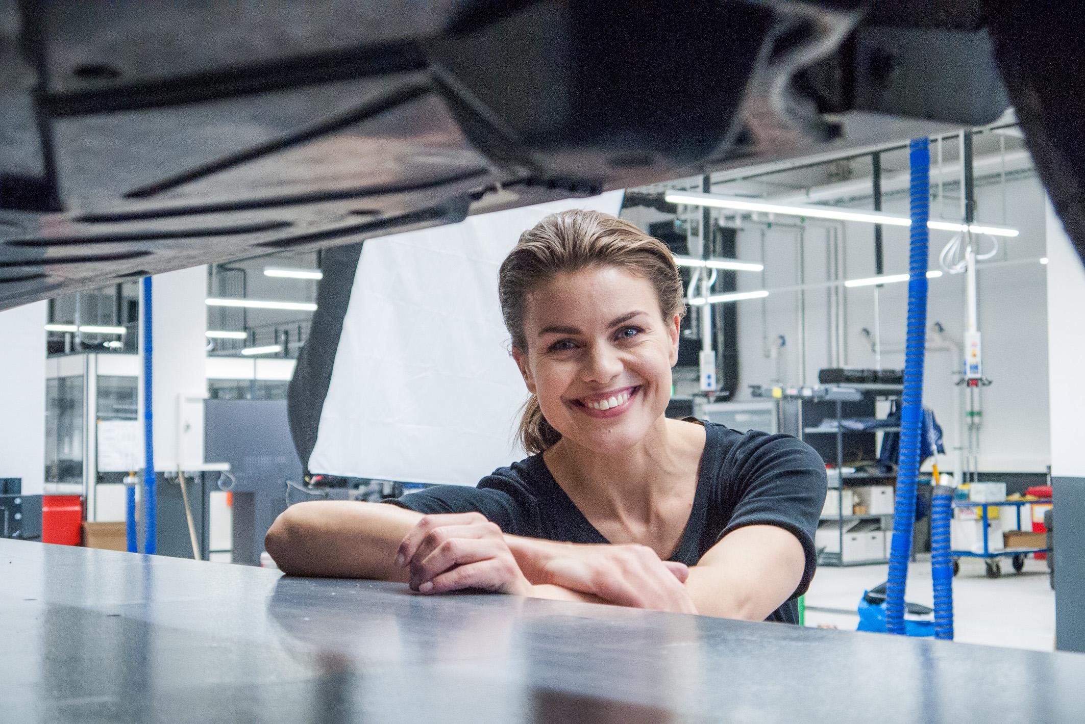 Modekollektion der Daimler AG fotografiert von Jens S. Achtert