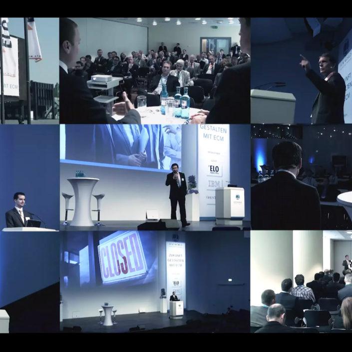 Messevideo - Videoreportage ECM World