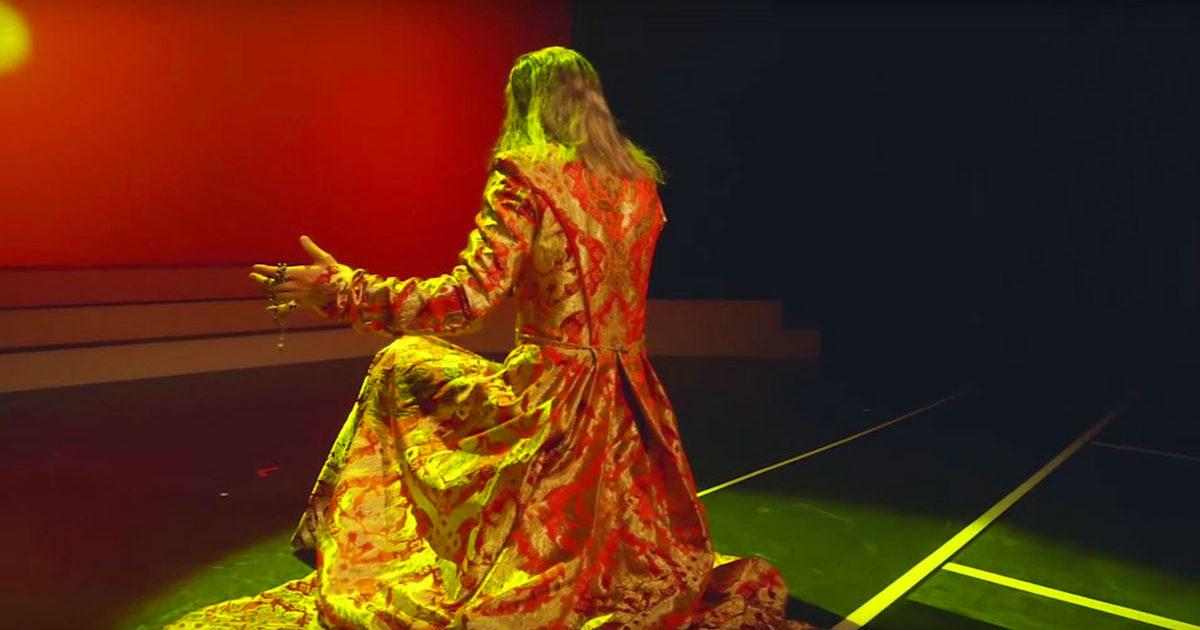 Bei der Show von Musical Deluxe werden viele Original Kostüme verwendet