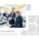 Editorial für Postbank Kundenmagazin